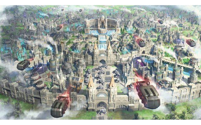 Final Fantasy XV: A New Empire arriva su mobile