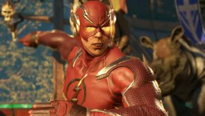 Injustice 2, Flash si presenta ufficialmente
