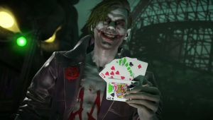 Injustice 2, finalmente il Joker mostra le sue carte