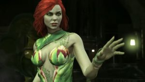 Injustice 2, il fascino di Poison Ivy in video