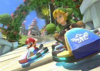 Mario Kart 8 Deluxe sfreccia su Nintendo Switch