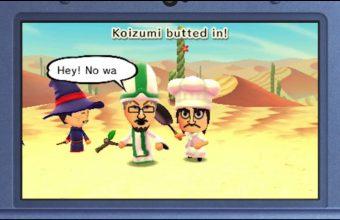 Miitopia confermato l'arrivo in Europa su Nintendo 3DS