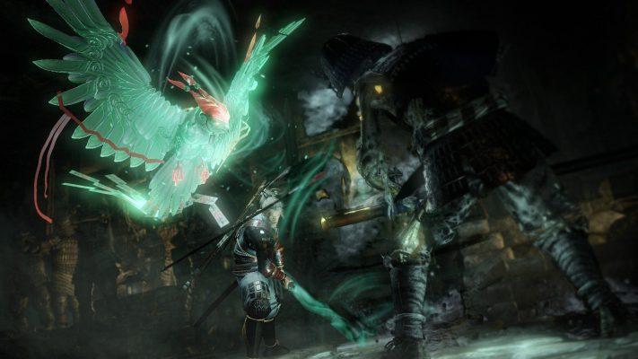 NiOh, arriva lo story DLC Dragon of the North