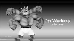 Pokémon lancia una nuova linea di intimo, PretAMachamp