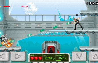 Star Wars: Force Collection festeggia lo Star Wars Day con un Contra-minigame
