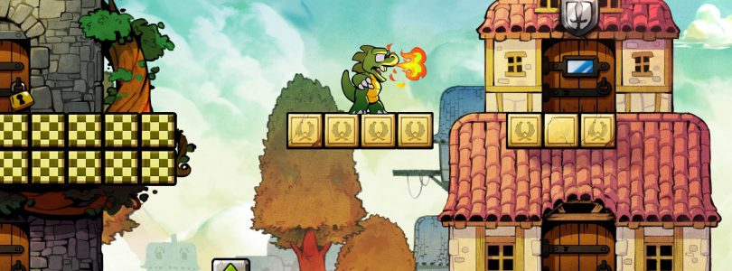 Wonder Boy: The Dragon's Trap entra in fase gold
