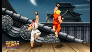 Botte nostalgiche nel trailer di lancio di Ultra Street Fighter II