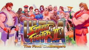 Ultra Street Fighter II: The Final Challengers – Recensione
