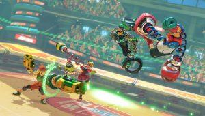 ARMS, Nintendo pubblica il primo spot tv