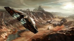 Elite Dangerous sta per arrivare su PlayStation 4
