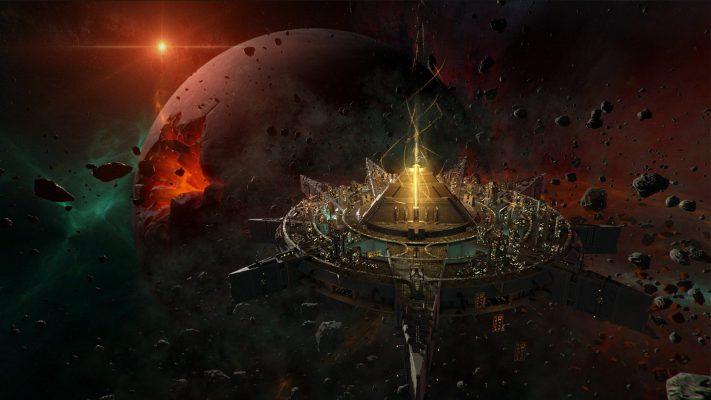 Endless Space 2 fa il suo debutto ufficiale su Steam