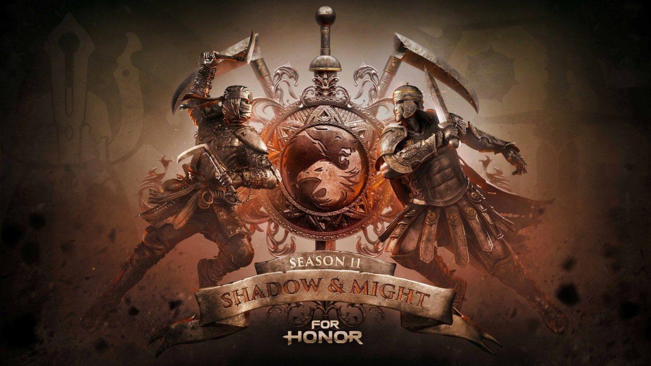 La seconda stagione di For Honor sta per scendere sul campo di battaglia