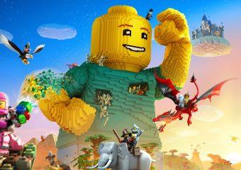 Un nuovo aggiornamento introduce la modalità sandbox in LEGO Worlds!