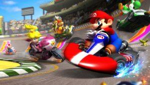 Le vendite di Mario Kart 8 Deluxe sfrecciano a velocità mai viste