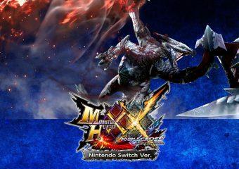 Monster Hunter XX, annunciata la versione Nintendo Switch