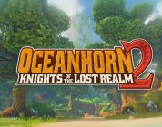 Oceanhorn 2 si mostra nel primo video gameplay