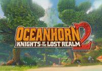 Oceanhorn 2 si mostra nel primo video gameplay