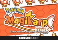 Pokémon: Magikarp Jump – Come evolvere Magikarp in Gyarados