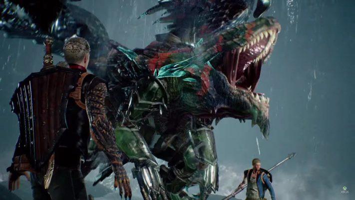 Secondo un rumor Scalebound è ancora in sviluppo, ma Microsoft smentisce