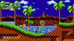 Sonic Mania sprinta verso il traguardo ad agosto