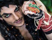 Cosplay Festival del Fumetto Novegro 2017