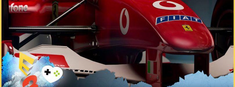 F1 2017 – Anteprima E3 2017