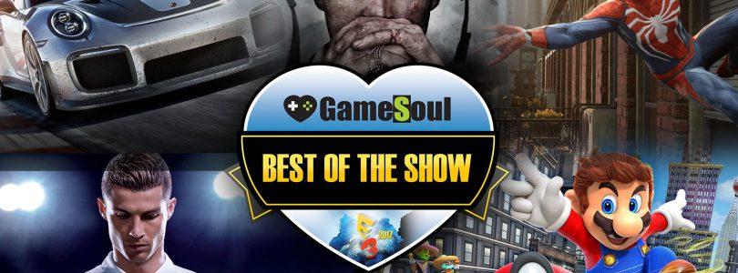 Best of E3 – I migliori giochi dell'E3 2017