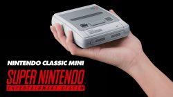 Nintendo Classic Mini: Super NES è realtà!
