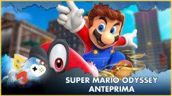 Super Mario Odyssey – Anteprima E3 2017