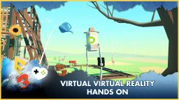 Virtual Virtual Reality – hands on E3 2017