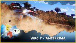 WRC 7 – Anteprima E3 2017