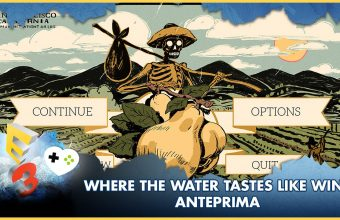 Where the Water Tastes Like Wine – Anteprima E3 2017