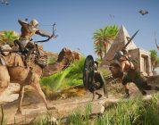 Il mondo di Assassin's Creed Origins sarà molto vasto