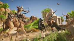Assassin's Creed Origins, venti minuti di gameplay inedito su Xbox One X