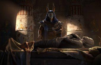 Uno sguardo al free roaming e alle sezioni subacquee di Assassin's Creed Origins