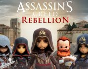 Assassin's Creed Rebellion annunciato per iOS e Android