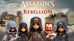 Assassin's Creed Rebellion annunciato per iOS e Android
