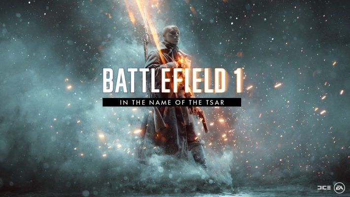 "Battlefield 1, annunciata l'espansione ""In the name of the Tsar"""