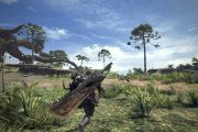 Capcom punta ai 30fps stabili su console per Monster Hunter: World