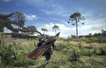 Capcom punta ai 30fps stabili su console per Monster Hunter: World