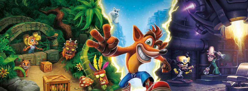 No, Crash Bandicoot: N. Sane Trilogy non è in arrivo su Nintendo Switch