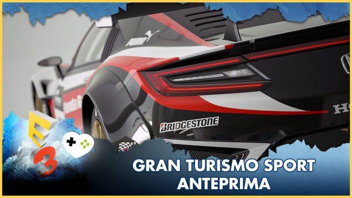 Gran Turismo Sport – Anteprima E3 2017