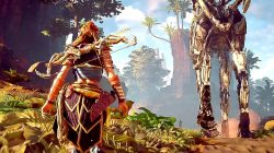 Arriva 'The Frozen Wilds', il primo DLC di Horizon: Zero Dawn