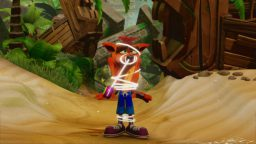 Il video gameplay di Crash Bandicoot N. Sane Trilogy dall'E3 2017