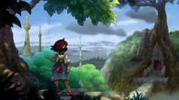 Indivisible arriverà anche su Nintendo Switch