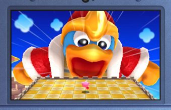 Kirby's Blowout Blast è in arrivo su Nintendo 3DS