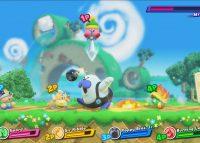 Nuovi dettagli ed immagini per il Kirby in sviluppo su Switch