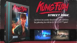 Annunciato Kung Fury: Street Rage per PS Vita
