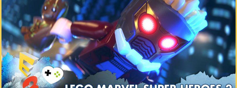 LEGO Marvel Super Heroes 2 Lego Marvel Super Heroes 2 – Anteprima E3 2017