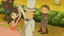 Level-5 pensa ad un titolo del Professor Layton per Switch